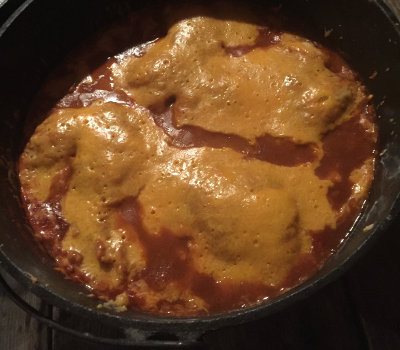 dutch oven chili chicken dumplings recipe