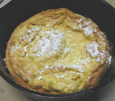 dutch oven german pancakes recipe