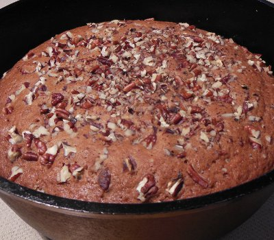 dutch oven sunrise cake recipe